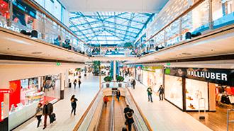 Тепловые насосы для торговых центров